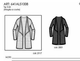 Cardigan donna Almagores art 641AL51008 Autunno Inverno 2016/17