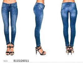 Jeans patalone denim donna Denny Rose art  811SJ26011  Primavera 2018