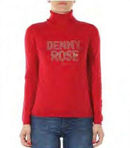 Maglia manica lunga dolce vita art 921ND54004 Donna Denny Rose Jeans Autunno 2019/20