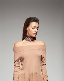 Collarino donna Denny Rose art 721DD90005 Autunno Inverno 2017 2018
