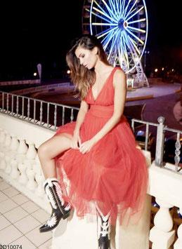 Abito Dress donna Denny Rose art 822DD10074 Evening Natale 2018/19