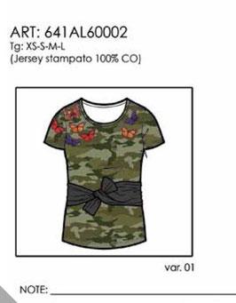 T-Shirt donna Almagores art 641AL60002 Autunno Inverno 2016/17