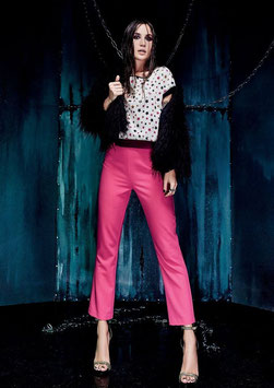 Camicia blusa donna Denny Rose art 52dr42003 Natale inverno 2015/16