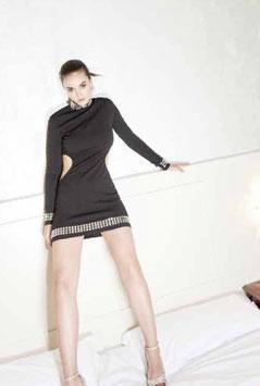 Abito Dress donna Denny Rose art 822DD10062 Evening Natale 2018/19