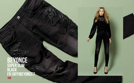 Jeans denim Donna Fracomina art FR18FPJBEYONCE7 Autunno Inverno 2018/19