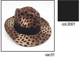 Cappello donna Denny Rose art 821ED90003 Autunno 2018/19 variante colore nero
