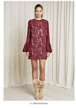 Abito Dress donna Denny Rose art 821DD10032 Autunno 2018/19