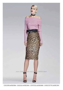 Gonna skirt donna Denny Rose art 64dr27001 natale inverno 2016/17