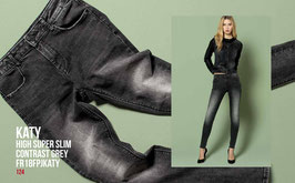 Jeans denim Donna Fracomina art FR18FPJKATY  Autunno Inverno 2018/19