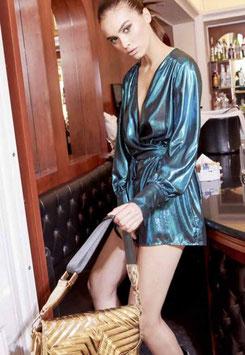 Tuta suit donna Denny Rose art 822DD20024 Evening Natale 2018/19