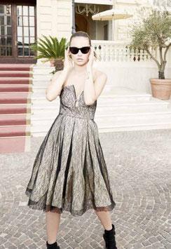 Abito Dress donna Denny Rose art 822DD10064 Evening Natale 2018/19