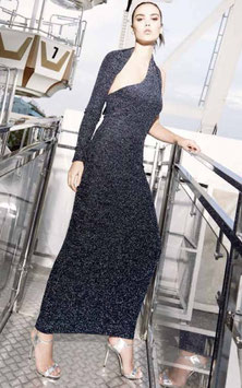 Abito Dress donna Denny Rose art 822DD10061 Evening Natale 2018/19