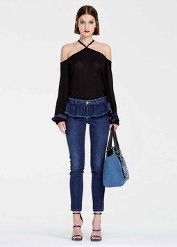 Jeans Pantalone donna Denny Rose art 73dr12024 Primavera 2017