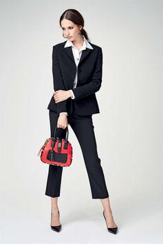 Pantalone colore rosso Denny Rose art 64dr12000 Autunno 2016/17