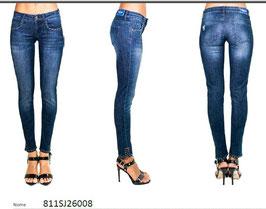 Jeans patalone denim donna Denny Rose art 811SJ26008 Primavera 2018