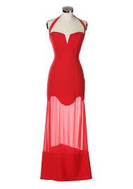 Dress Abito donna Denny Rose art 722DD10052 Autunno Inverno 2017 2018 variante colore ROSSO