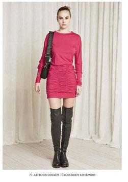 Abito Dress donna Denny Rose art 821DD10029 Autunno 2018/19