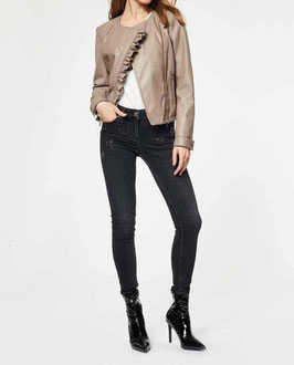 Giubbotto in eco-pelle art 921ND38004 Donna Denny Rose Jeans Autunno 2019/20