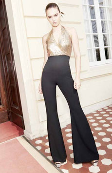 Tuta suit donna Denny Rose art 822DD20021 Evening Natale 2018/19