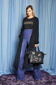 Cardigan in maglia donna Denny Rose art 821DD50006 Autunno 2018/19