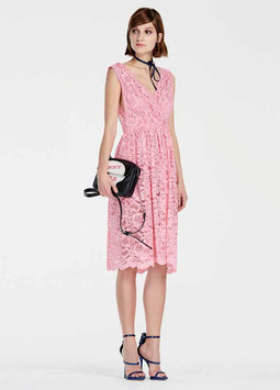 Dress Abito donna Denny Rose art 73dr11012 Primavera 2017