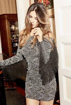 Abito Dress donna Denny Rose art 822DD10070 Evening Natale 2018/19