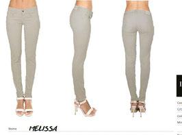 Jeans patalone denim modello -Melissa- donna Denny Rose art 811SJ26007 Primavera 2018
