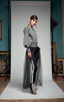 Pantalone donna Denny Rose art 721DD20023 Autunno Inverno 2017 2018
