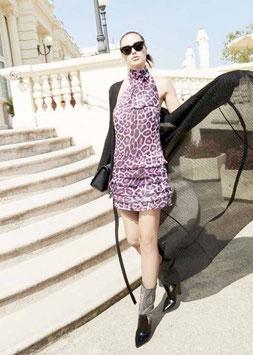 Abito Dress donna Denny Rose art 822DD50035 Evening Natale 2018/19