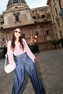 Blusa Maglia donna Denny Rose art 911DD40000 Primavera Estate 2019