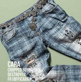 Jeans denim Donna Fracomina art FR18FPJCARA4 Autunno Inverno 2018/19