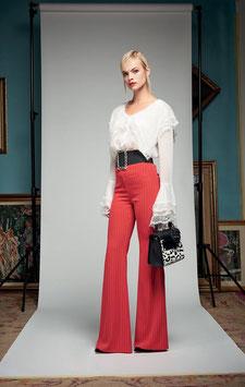 Pantalone donna Denny Rose art 721DD20004 Autunno Inverno 2017 2018