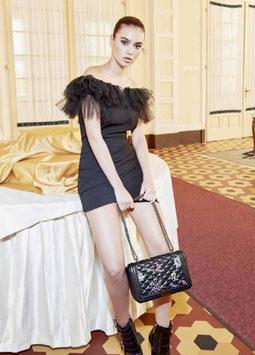 Abito Dress donna Denny Rose art 822DD10043 Evening Natale 2018/19