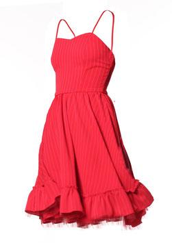 Dress Abito rosso donna Denny Rose art 721DD10003 Autunno Inverno 2017 2018