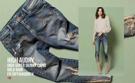 Jeans denim Donna Fracomina art FR18FMJHAUDRY4  Autunno Inverno 2018/19