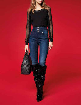 Jeans art 921ND26005 Donna Denny Rose Jeans Autunno 2019/20