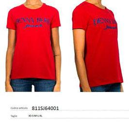 Maglia t-shirt 1/2 manica donna Denny Rose art 811SJ64001 Primavera 2018