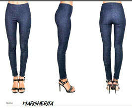 Jeans patalone denim modello -Margherita- donna Denny Rose art 811SJ26005 Primavera 2018