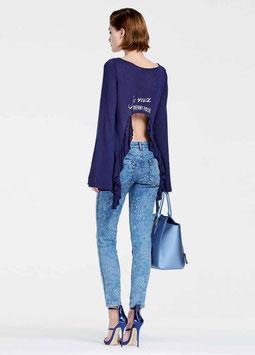 Jeans Pantalone donna Denny Rose art 73dr12023 Primavera 2017