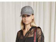 Cappello donna Denny Rose art 821DD90004 Autunno 2018/19 variante colore grigio