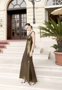 Abito Dress donna Denny Rose art 822DD10048 Evening Natale 2018/19
