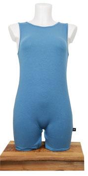 Onesie bodyshort - Blauw -