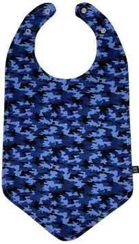 Slab Camouflage blauw