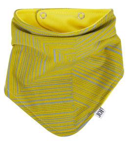 Sjaaltje lijnen geel
