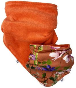 Sjaaltje Bloem bruin/oranje