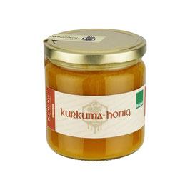 Honig mit Kurkuma - 100% Bio Honig trifft Kurkuma aus biologischem Anbau