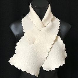 Steckschal Walkwolle