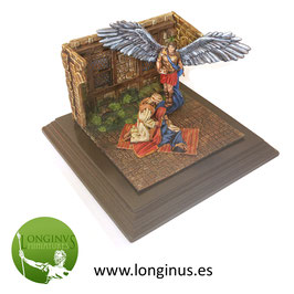 Belén Longinus con Pedestal