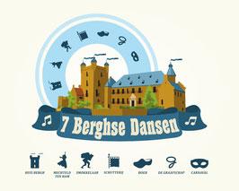 CD + verhalenbundel - 7 Berghse Dansen