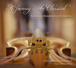A Journey Into Classical - Kamerata Stradivarius Orchestra